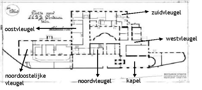 plattegrond-kasteelklooster-bronckhorst-velp
